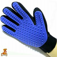 Mr. Peanut's Han-D Glove Pet Grooming Brush & Deshedding Tool