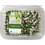 Nature's Harvest Produce Snacks Hot Wasabi Peas, 9oz