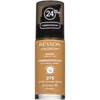 Revlon colorstay makeup for combination/oily skin, toffee