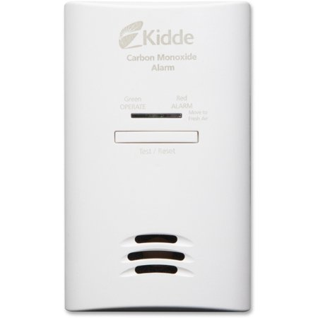 Kidde (21025759) Carbon Monoxide Alarm AC Powered, Plug-In with Battery Backup KN-COB-DP2