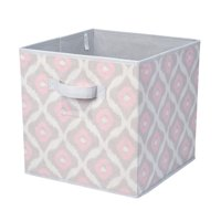 Candie Couture By Macbeth Collection STORAGE BOX CUBE 12X12 - IKAT