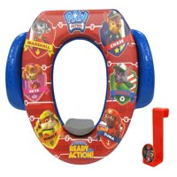 "Nickelodeon Paw Patrol ""Ready for Action"" Soft Potty Seat with Hook"