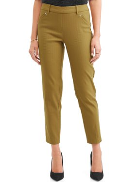 Women's Pull On Ankle Millenium Pant
