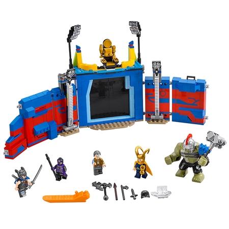 LEGO Super Heroes Thor vs. Hulk: Arena Clash 76088 (Ironman Vs Thor)