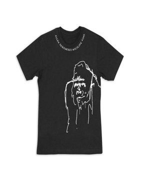 ED by Ellen - Wildlife Fund Gorilla Unisex T-Shirt