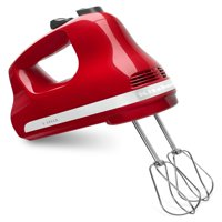 KitchenAid 5-Speed Ultra Power Hand Mixer Empire Red (KHM512ER)
