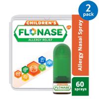 Flonase Children's Allergy Nasal Spray, Relief Full Prescription Strength, 60 sprays