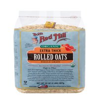 (4 Pack) Bob's Red Mill Thick Rolled Oats, 32 Oz
