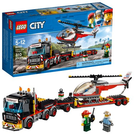 LEGO City Great Vehicles Heavy Cargo Transport 60183