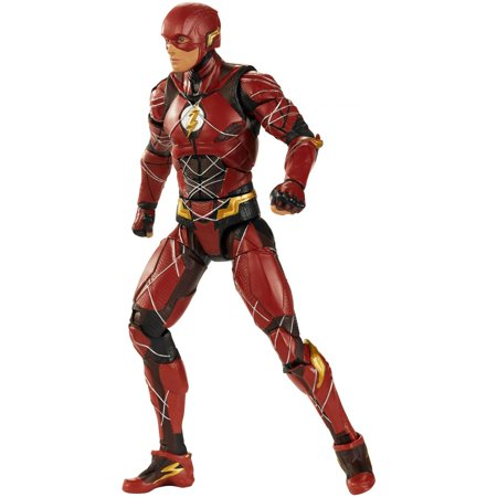 DC Comics Multiverse Justice League The Flash Action - Flashing Toys