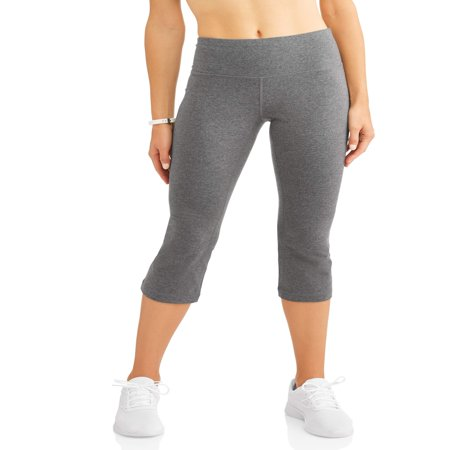 Yoga Pants - Women's Active Core Yoga Capri Pant