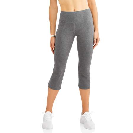 Women's Active Core Yoga Capri Pant - Womens Capes
