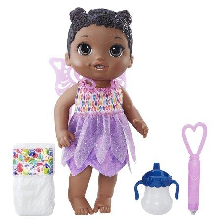 Baby Alive Face Paint Fairy - Black Hair](Toddler Fairy)