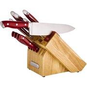 Farberware Edgekeeper Forged Triple Riveted Knife Set