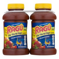 Ragú Old World Style Traditional Pasta Sauce 45 oz. each (Pack of 2)