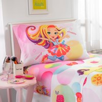 Sunny Day Sunny Bubbles Kids Bedding Twin Sheet Set, 1 Each