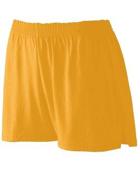 Augusta Sportswear 988 Athletic Wear Shorts Girls Trim Fit Jersey Short