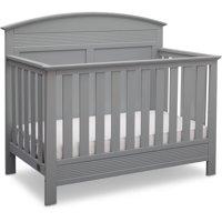 Serta Ashland 4-in-1 Convertible Crib, Grey