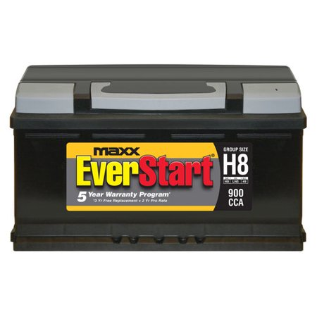 Everstart Maxx Lead Acid Automotive Battery Group H8 Walmart Com