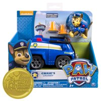 Paw Patrol Chase's Cruiser, Vehicle and Figure