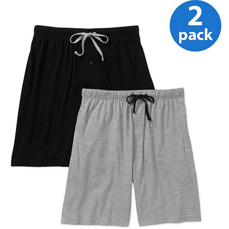 Men's 2 Pack Knit Shorts](Character Onesies For Adults Uk)