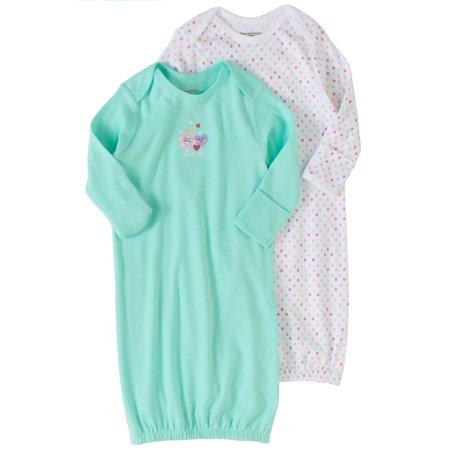 Garanimals Newborn Baby Girl 20 Piece Layette Baby Shower Gift Set