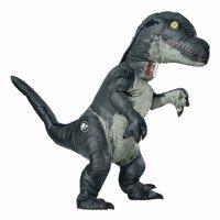 Jurassic World: Fallen Kingdom Mens Velociraptor Inflatable Halloween Costume