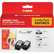 Canon, CNMPG210CL211, PG210XL/CL211XL Ink/Photo Paper Pack, 3 / Pack