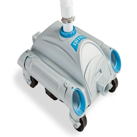 Intex Automatic Above Ground Swimming Pool Vacuum Cleaner, (Best Manual Pool Vacuum)