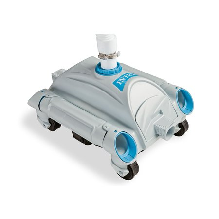 Intex Automatic Above Ground Swimming Pool Vacuum Cleaner, 28001E (The Pool Cleaner 2 Wheel)