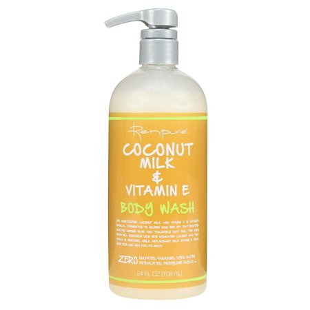 Renpure Coconut Milk Body Wash 24oz (Best Goat Milk Body Wash)