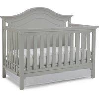 Ti Amo Catania 4-in-1 Convertible Crib, Misty Gray