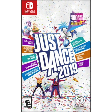 Just Dance 2019 - Nintendo Switch Standard Edition](It's Halloween Just Dance 3)