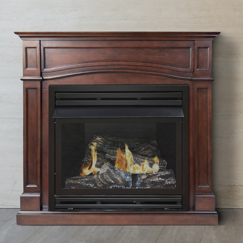 pleasant hearth indoor fireplaces rh walmart com Pleasant Hearth Gas Fireplace Insert Electric Fireplace Inserts