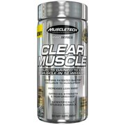 MuscleTech Clear Muscle Amino Acid Capsules, 84 Ct