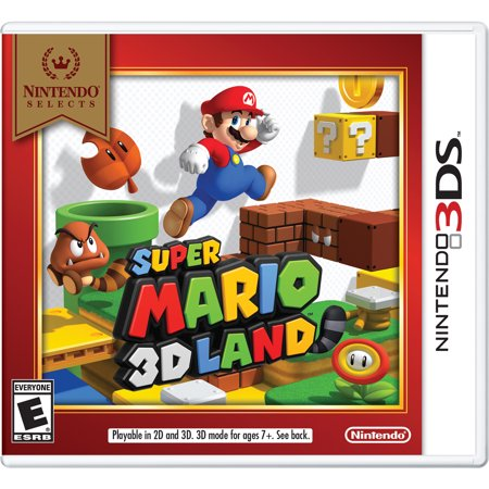 Super Mario 3D Land (Nintendo Selects), Nintendo, Nintendo 3DS, 045496744946](Super Paper Mario Fire Tablet)