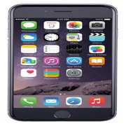 Refurbished Apple iPhone 6 Plus 64GB, Space Gray - Locked AT&T