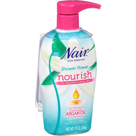 Nair Shower Power Moroccan Argan Oil With Orange Blossom Cream Max