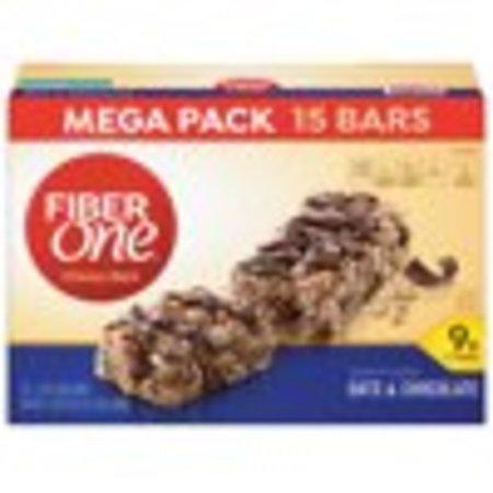 High Fiber Bar (Fiber One Chewy Bar Oats and Chocolate 15 Fiber Bars Mega Pack 5.2 oz )