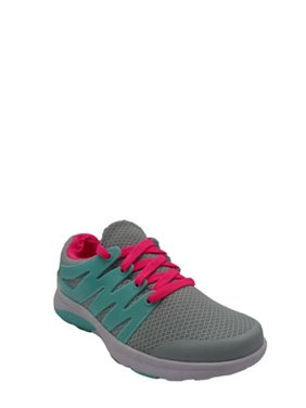 Athletic Works Girl's Overlay Athletic Shoe