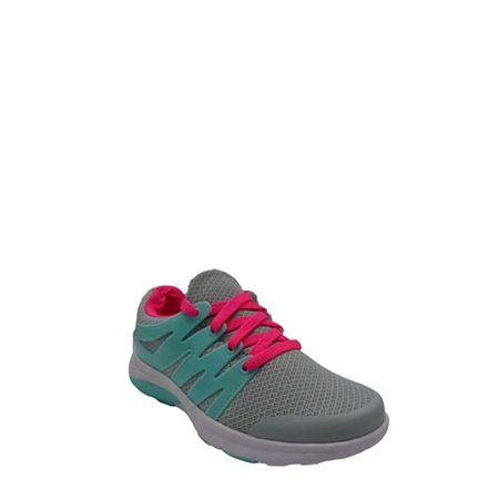 Athletic Works Girl's Overlay Athletic Shoe](Cool Girls Shoes)