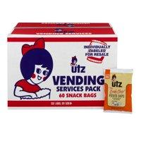 Utz Potato Chips, Crab 1 oz. 60 count Box