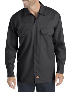 Long Sleeve Flex Twill Shirt