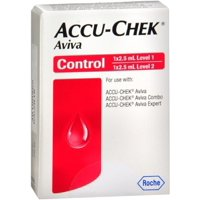 ACCU-CHEK Aviva Control Solution 1 Each