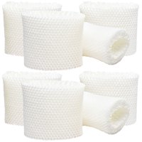 8-Pack Replacement Vicks WF2 Humidifier Filter  - Compatible Vicks WF2 Air Filter