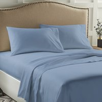 Better Homes and Gardens 400-Thread-Count Solid Performance Sheet Set