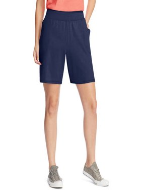 Women's Plus Size Jersey Pocket Short, Up to size 5X