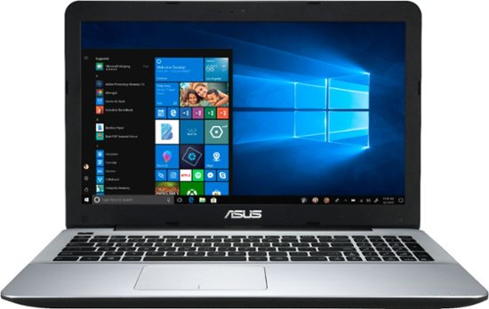 ASUS X555QA X555QA-CBA12A Home and Business Laptop (A12-9720P, 8GB RAM, 128GB SSD, 15.6