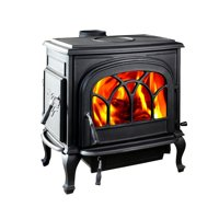 HiFlame Stallion HF737U Double Door Large 2200sq ft Wood Burning Stove