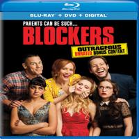 Blockers (Blu-ray + DVD + Digital)